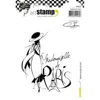 Carabelle Studio Cling Stamp A6 NOTM216248