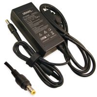 DENAQ 19V 3.42A 5.5mm-2.5mm AC Adapter for TOSHIBA Satellite Series Laptops SYNX3133620