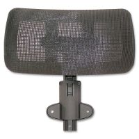 Lorell Hi-back Chair Mesh Headrest LLR85562
