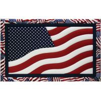 American Flag Quilt Magic Kit NOTM464495