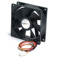 StarTech.com 60x20mm Replacement Ball Bearing Computer Case Fan w/ TX3 Connector SYNX495708