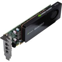 PNY Quadro K1200 Graphic Card - 4 GB GDDR5 SDRAM - PCI Express 2.0 x16 - Low-profile - Single Slot Space Required SYNX4153448