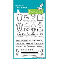 """Lawn Fawn Clear Stamps 4""""X6"""" NOTM538117"""