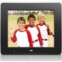 Aluratek 8 inch Digital Photo Frame with Motion Sensor and 4GB Built-in Memory SYNX4177806