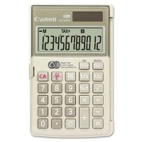 Canon LS154TG Handheld Calculator, 12-Digit LCD CNM1075B004