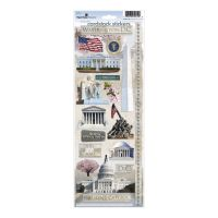 """Paper House Cardstock Stickers 4.625""""X13"""" NOTM418752"""