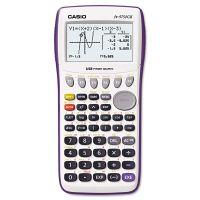 Casio 9750GII Graphing Calculator, 21-Digit LCD CSOFX9750GIIWE