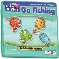 Take 'N' Play Anywhere Magnetic Game NOTM226337
