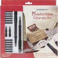 Manuscript Calligraphy Masterclass Set NOTM270675