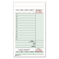 Adams Guest Check Unit Set, Carbonless Duplicate, 7 1/4 x 4 1/4, 250/Pack ABF947SWC