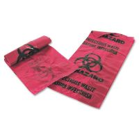 Medegen MHMS Infectious Waste Red Disposal Bags MHM01EB086000