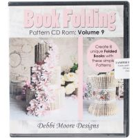 Debbi Moore CD Rom Book Folding Patterns NOTM381570