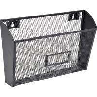 Lorell Mesh Wall File Pocket LLR84144
