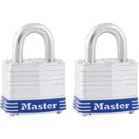 Master Lock Four-Pin High Security Keyed Padlock MLK3T