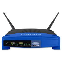 Linksys - Wireless-G WRT54GL Broadband Router LNKWRT54GL