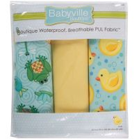 Babyville PUL Waterproof Diaper Fabric   NOTM140170