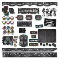 Creative Teaching Press Chalk It Up Bulletin Brd Set CTC8881