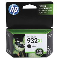 HP 932XL, (CN053AN) High Yield Black Original Ink Cartridge HEWCN053AN