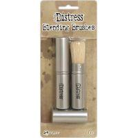 Tim Holtz Distress Retractable Blending Brush 2/Pkg NOTM352264