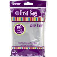 "Treat Bags 3""X4.75"" 200/Pkg NOTM354892"