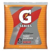 Gatorade Thirst Quencher Powdered Drink Mix, Fruit Punch, 21oz Packet, 32/Carton GTD33691