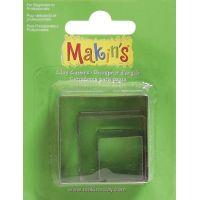 Makin's Clay Cutters 3/Pkg NOTM156465