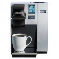 Keurig K150P Plumbed Brewing System, Silver/Black, 10.4W x 14D x 13.9H GMT20143
