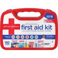 Johnson&Johnson All-purpose First Aid Kit JOJ117210