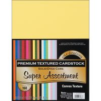 Core'dinations Premium Textured Super Assortment Cardstock  NOTM239536