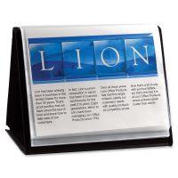 Lion Flip-N-Tell Display Easel Binder LIO39008