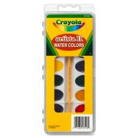 Crayola Artista II Watercolor Set CYO531516