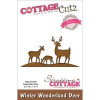 CottageCutz Elites Winter Wonderland Deer Die NOTM251969
