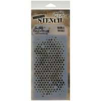 "Tim Holtz Layered Stencil 4.125""X8.5"" NOTM258320"