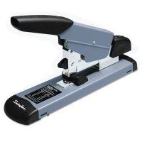 Swingline Heavy-Duty Stapler, 160-Sheet Capacity, Black/Gray SWI39005