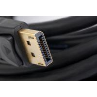 Unirise Display Port Cable M-M, 6ft IGRMTW0974