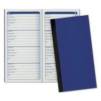 Adams Password Journal, 3 1/4 x 6 1/4, 192 Entries ABFAPJ99