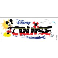 Disney Title Dimensional Stickers NOTM489794