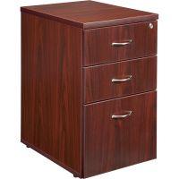 Lorell Ascent 3-Drawer Mobile File Cabinet LLR68714