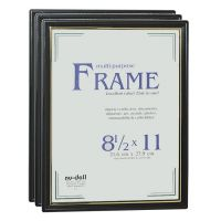 Nu-Dell Easy Slide-In Picture/Certificate Frames NUD11888