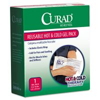 Curad Reusable Hot & Cold Pack, w/Protective Cover MIICUR959
