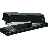 Swingline Compact Desk Stapler, Half Strip, 20-Sheet Capacity, Black SWI78911