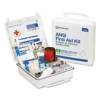 First Aid Only ANSI 2015 Compliant Class B Type III First Aid Kit for 50 People, 199 Pieces FAO90566