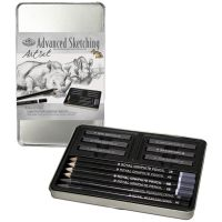 Advanced Sketching Art Set W/Tin NOTM422661