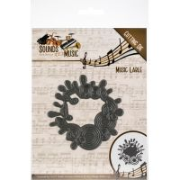 Find It Trading Amy Design Sounds Of Music Die NOTM416714