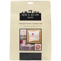 Sew & So On Cushion Kit NOTM319277