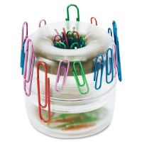 Officemate Designer Paper Clip Dispenser OIC93695