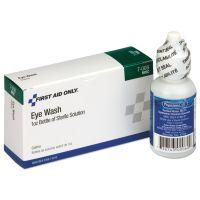 First Aid Only 24 Unit ANSI Class A+ Refill, Eyewash, 1 oz FAO7008