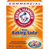 Arm & Hammer Baking Soda, 1lb Box CDC3320084104EA