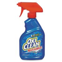 OxiClean Max Force Stain Remover, 12oz Spray Bottle, 12/Carton CDC5703700070CT