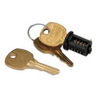 HON Core Removable Lock Kit, Black HONF23BX